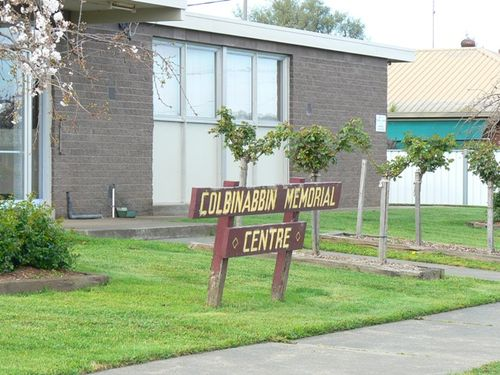 Colbinabbin Memorial Centre : 20-September-2012