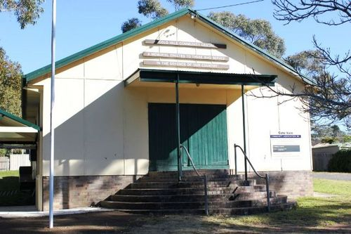 Colo Vale Community Centre : 10-July-2011