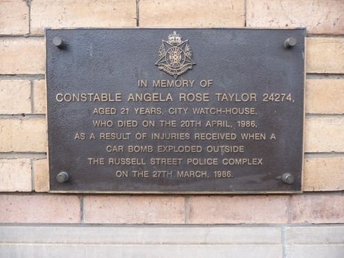 Constable Angela Taylor