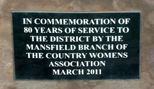 Country Womens Association : 17-June-2013
