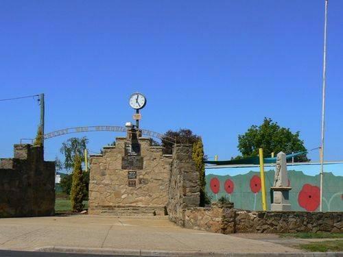 Cressy War Memorial