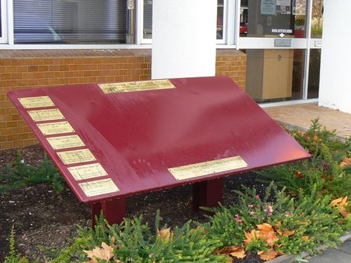Creswick Civic Honour Roll : 20-May-2012