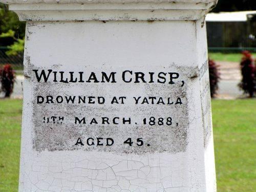 Crisp Inscription