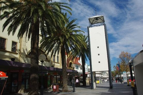 Cronulla Clock Tower
