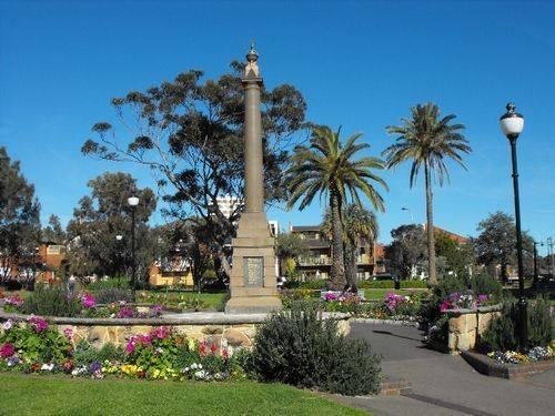 Cronulla War Memorial