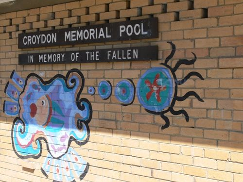 Croydon Memorial Pool : 26-November-2011