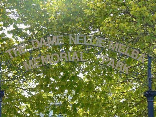 Dame Nellie Melba Park