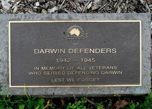 Darwin Defenders : 21-September-2011