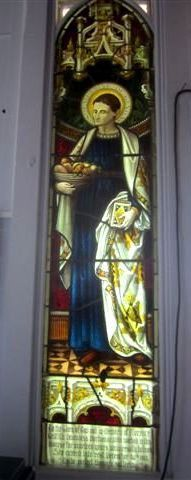 Deaconess Buchanan Window : 22-07-2013