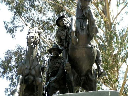 Desert Mounted Corps Memorial