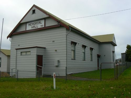 Digby Memorial Hall : 11-June-2011
