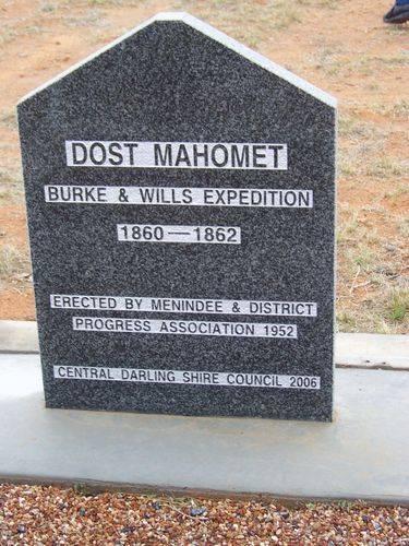 Dost Mahomet : 24-December-2010