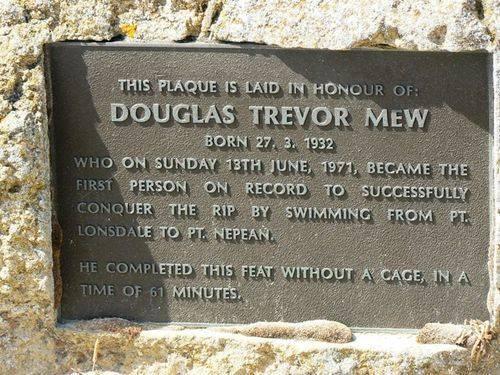 Douglas Mew