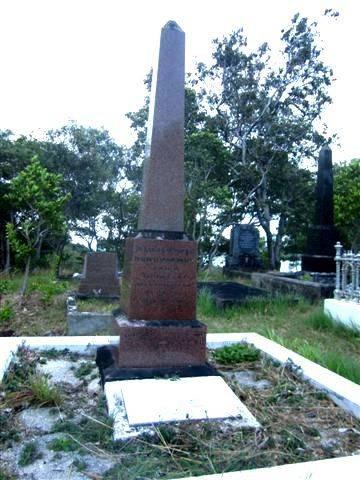 Dr Joseph Wassell Grave : 22-07-213