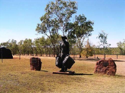 Drovers Memorial Park
