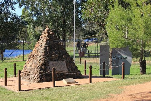 Dubbo Army Camp : 23-April-2011