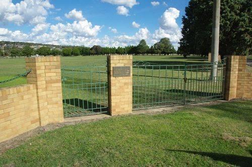 Memorial Gates : June 2014