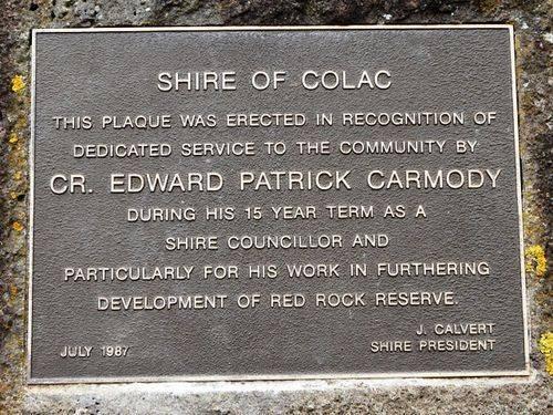 Edward Carmody : 18-February-2012