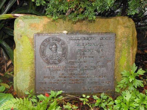 Elizabeth Cook Memorial