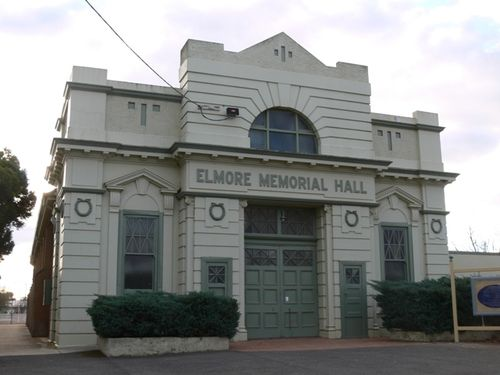 Elmore Memorial Hall : 14-July-2012