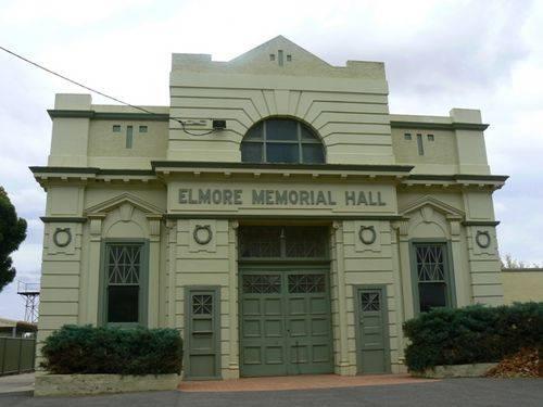 Elmore Memorial Hall
