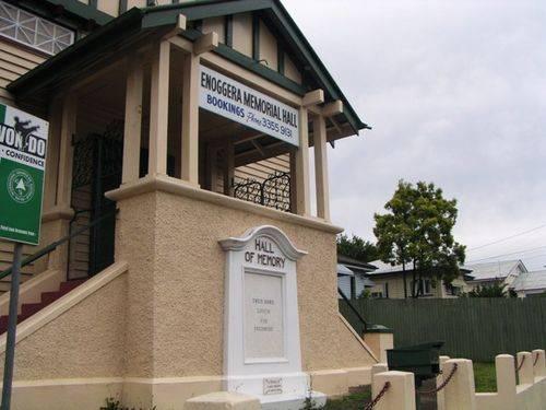Enoggerra Memorial Hall