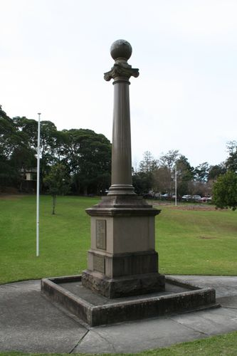 Epping War Memorial : 24-July-2014