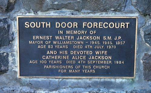 Ernest & Catherine Jackson : 19-September-2012