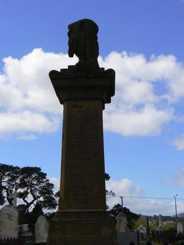 Eureka Diggers Memorial : 09-October-2011
