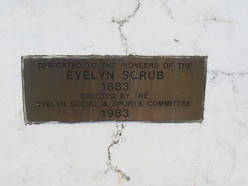 Evelyn Scrub Pioneers