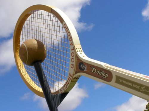 The Big Racquet: 27-03-2014