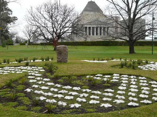Ex-Servicewomens Garden : 14-September-2011