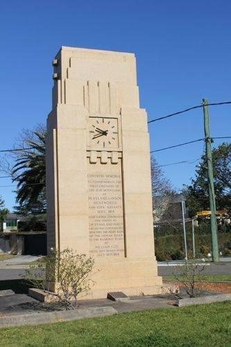 Explorers Memorial : 29-September-2012