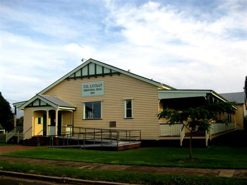 F.E.Logan Memorial Hall : 09-11-2010