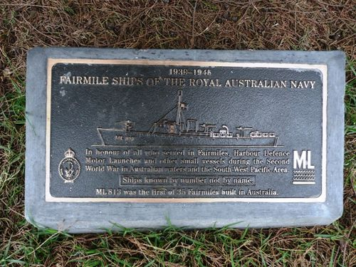 Fairmile Ships : 25-October-2011