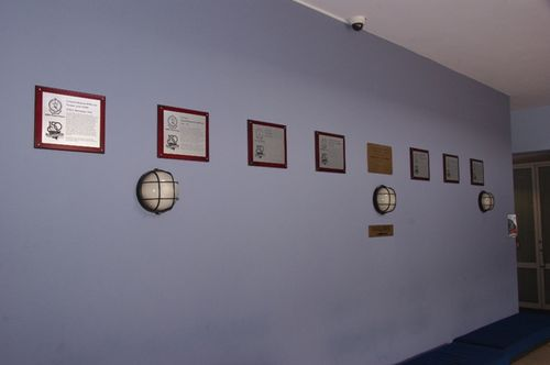 Fallen Police Officers Plaques : April 2014