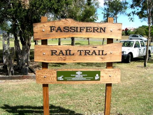 Fassifern Rail Trail