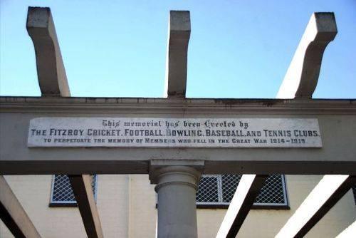 Fitzroy Loggia : 07-November-2011