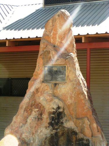 Fitzroy Crossing War Memorial