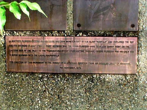 Flinders Dedication