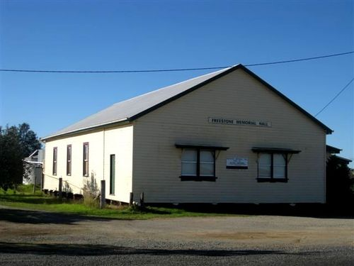 Freestone Memorial Hall : 10-06-2009