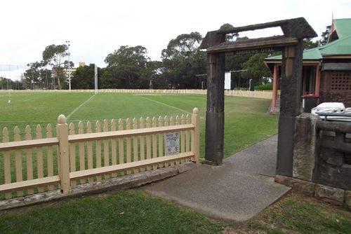 Bon Andrews Oval : Feb 2014