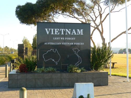 Geelong North Vietnam War Memorial