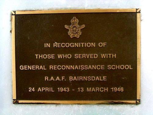 General Reconnaissance School