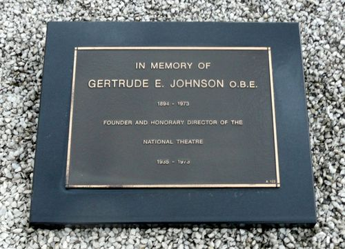 Gertrude Johnson : 14-June-2013