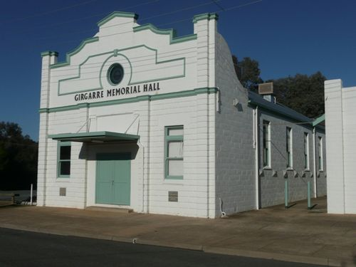 Girgarre Memorial Hall : 18-July-2012