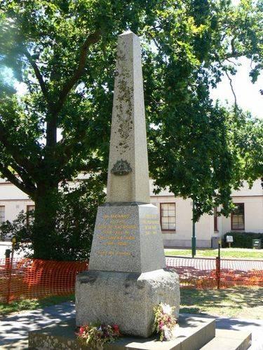 Gisborne War Memorial