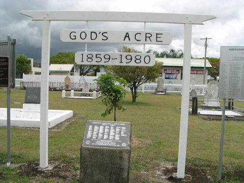 God Acre Cemetery