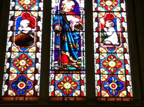 Good Shepherd Window : 14-July-2012