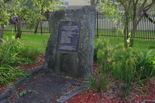 Grays Point Bushfire Memorial